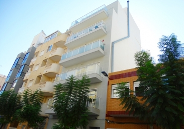 New penthouse apartment in the heart of Torrevieja.