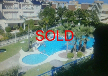 SOLD!! Nice penthouse in beautiful Mil Palmeras
